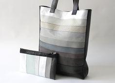 Hues & Hues: Colorful Handmade Bags from Alex Bender