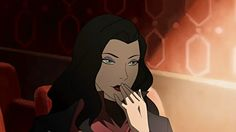 Yes, Korra. That was actually for you.