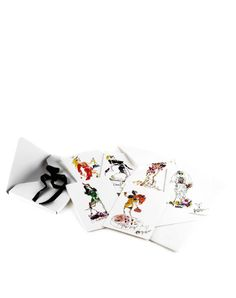 Miss Lanvin greeting cards