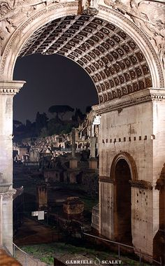 Fori Romani | Gabriele Scalet