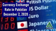 The post Currency Exchange Rate in Pakistan Today – 2 December 2020 appeared first on INCPak. This is a list of currency exchange rate in Pakistan for 2 December 2020 including USD to PKR, EUR to PKR, GBP to PKR, SAR to PKR, AED to PKR and more. The following table contains currency rate in Pakistan for 2 December 2020. Please note that these rates including the latest USD to PKR, EUR to PKR, GBP […] The post Currency Exchange Rate in Pakistan Today – 2 Dece