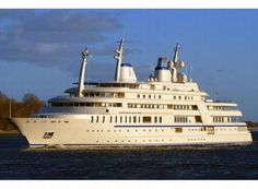 Yacht: Al Said  Owner: Sultan Qoobas bin Said al Said  Price: $200 Million to $300 Million