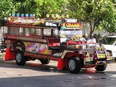 philippines thotos | public-transportation-for-the-philippines-philippines-philippines+1152 ... Jeepney, Philippines Culture, Exotic Beaches, Tropical Beaches, Pi Projects, Air Tickets, Local Attractions, Enjoying The Sun, Manila