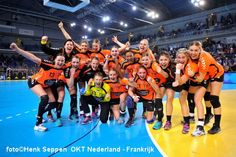 Handbalstartpunt - Nieuws - Foto reportage olympisch kwalificatie toernooi 2016