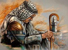 للفنان الفلسطيني رائد القطناني