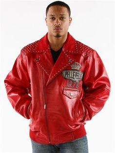 Pelle Pelle - LETHAL leather jacket ON SALE NOW