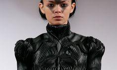 ::FASHION:: Absolutely insane garments by fashion designer Iris van Herpen