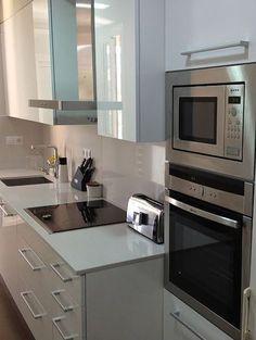 ¿Cómo sacar el mayor partido a una cocina pequeña?