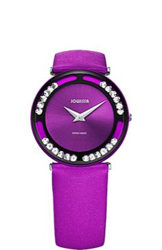 4b8831ba Jowissa, Swiss watches - Luce Purple Haze, Jewelry Accessories, What Time  Is,