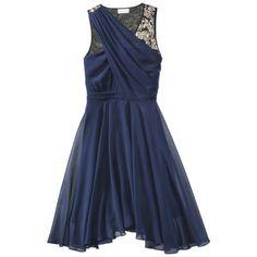 3.1 Phillip Lim for Target® Sequin Dress -Navy