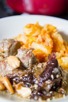 tajine agneau pruneaux : la recette sur http://bit.ly/1DY073z