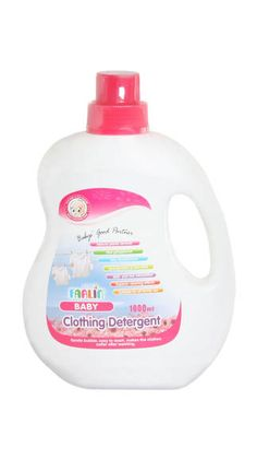 #BabyClothingDetergent, #ClothingDetergent,    Non-phosphorus, non-fluorescence     Gives superior cleaning effects     Anti-bacterial & non-stimulation     Unique anti-stink formulation     Natural plants formulation     Efficiently removes greasy dirt and stain, does not hurt the fabric or fade the colour