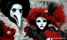 Venice Carnival (Carnevale di Venezia), Venetian masks