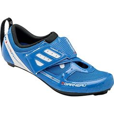 Louis Garneau 2016/17 Men's Tri X-Speed II Triathlon Cycling Shoes - 1487226-115 (Curacao blue - 49) >>> More info could be found at the image url.