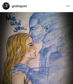 Captain Cold & White Canary - Me & You