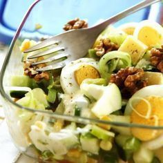 Trendy Ideas For Pasta Types Healthy Healthy Salads, Healthy Cooking, Healthy Eating, Cooking Recipes, Salade Caprese, Low Carb Brasil, Vegetarian Recipes, Healthy Recipes, How To Cook Quinoa