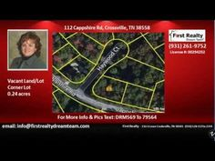 Vacant Lot for sale near Crab Orchard Elementary School in Crossville TN http://ift.tt/1N2jHkO  Victoria Carmack - First Realty - 116 S Lowe Cookeville TN 38501 - (931) 528-1573x 2234  Vacant Lot for sale near Crab Orchard Elementary School in Crossville TN http://ift.tt/NWjlQH Corner Lot in Windsor Bluff Subdivision. A great price for getting started and what better location. Let's do this!  McDonald Mortgage Lender; VanDyk Mortgage; 57 Maple Grove Drive Ste 202  Crossville TN 38555; 865…