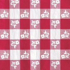 Red Gingham Beverage Napkin - 50ct by Creative Converting. $16.16. 50 per package.. Our Red Gingham Beverage Napkins feature a classic picnic pattern in red. Package includes 50 folded 2-ply paper napkins each measuring 5in square.