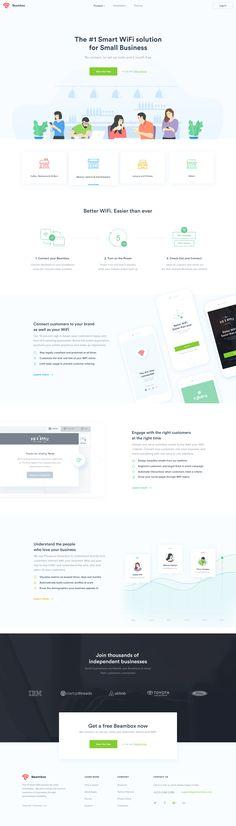 Beambox homepage 2