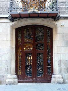puertas modernistas - Buscar con Google