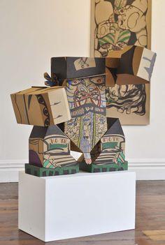 Image courtesy of Lance Cash and Enjoy. Maori Designs, New Zealand Art, Nz Art, Maori Art, Public Art, Street Art, Decorative Boxes, Art Gallery, Illustration Art