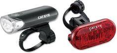CatEye HL-EL135 Front / Omni 3 Rear Bike Light Set - REI.com