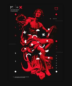 Graphic Design : IKRA Posters Shakespeare by Lesha Limonov (Daily Design Inspiration) Graphic Design Trends, Graphic Design Posters, Graphic Design Illustration, Graphic Design Inspiration, Daily Inspiration, Poster Design Layout, Creative Poster Design, Creative Posters, Poster Designs