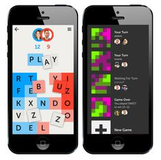 Letterpress | 7 iPhone Games for Summer Travel