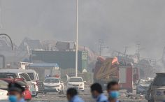 Explosions near Tianjin port leave more than 44 dead and disrupt shipping Thursday 13 August 2015, 05:31 by Tom Leander and Max Tingyao Lin