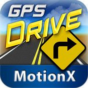 "MotionX-GPS Drive turns your iPhone into the next-generation car and pedestrian navigation solution with new features not yet seen on mobile devices, including ""door-to-door"" personal navigation"