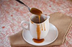 Coconut Caramel Sauce - Domestic Fits