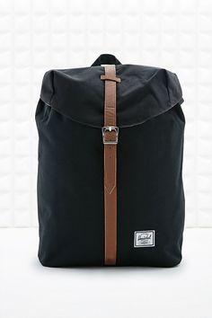 Post Backpack In Black