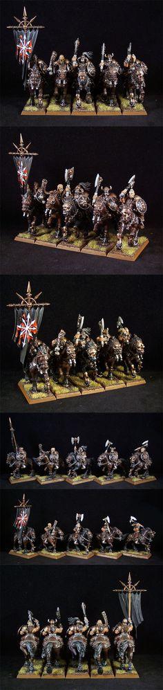 Chaos Maradeurs  miniature for #Warhammer Fantasy Battles