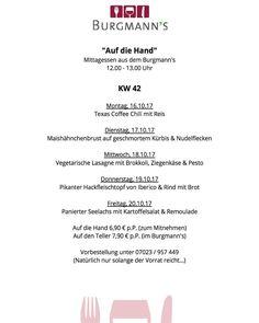 #kw42 #aufdiehand #aufdenteller #nächstewoche #schönewoche