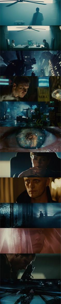 10 Greatest Brain Scratching Movies About Humanity and Your Peculiarities. Scenes from the movie Blade Runner. Blade Runner, Cinematic Photography, Film Photography, Harrison Ford, Stanley Kubrick, Rob Zombie, Film Composition, Movie Color Palette, Cinematic Lighting