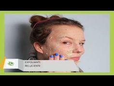 Exfoliante Facial Casero Para Tener Un Rostro Suave y Reluciente - YouTube