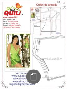 ESCALADO DE BRASIER Lingerie Patterns, Sewing Lingerie, Clothing Patterns, Sewing Patterns, Corset Tutorial, Intimate Ideas, Babydoll, Sewing Lessons, Clothing And Textile
