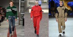 tendances homme mode printemps été 2017 Streetwear Nineties