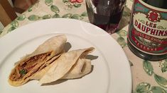 Veggie kebab wrap and Côtes du Rhône red- Take 2 Kebab Wrap, Veggies, Ethnic Recipes, Red, Vegetable Recipes, Vegetables