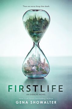 "Firstlife (Everlife #1) by Gena Showalter Release Date: 23/02/16 ONE CHOICE. TWO REALMS. NO SECOND CHANCE. Tenley ""Ten"" Lockwood is an average seventeen-year-old girl…who has spent the past thirtee…"