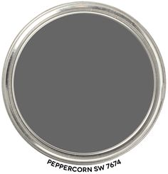 Learn the Hue, Value, Chroma, and LRV of Peppercorn 7674 by Sherwin-Williams. Get a science-based color review from a color strategist. #paint #color #paintcolor #champchroma #paintcolorreview #colorstrategy #bestpaintcolor #interiorpaintcolor Peppercorn 7674 by Sherwin-Williams Paint Blob #peppercorn #sherwinwilliams #paintblob #sherwinwilliamspeppercorn