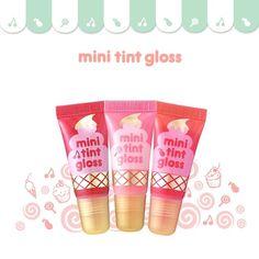 Versüße dir deinen Tag mit dem *Mini Tint Gloss* von IT'S SKIN für zart…