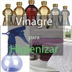 Usos do Vinagre no lar