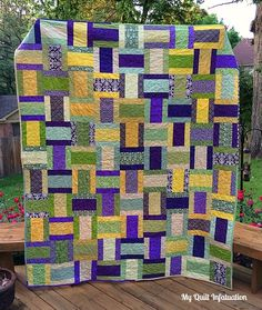 My Quilts   Simple and impressive too