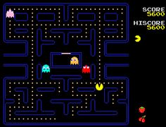 Can't even tell the hours I spent playing Pac Man and Mrs Pac Man