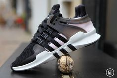 "Les Adidas Equipment Support ADV ""Clear Pink"""