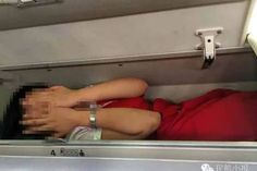 Female cabin crew 'forced into overhead lockers for ritual' Aviation Quotes, Cheap Air Tickets, Kunming, Last Minute Travel, Airline Flights, Luggage Rack, Easy Jobs, Civil Aviation, Cabin Crew