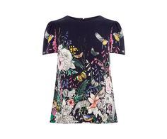 FOREST PRINT TEE | Oasis