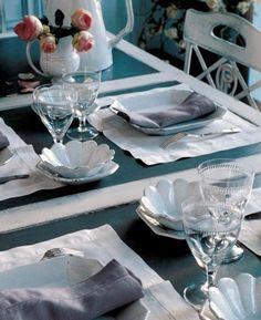 I fondamenti dell'apparecchiatura - Csaba dalla Zorza Daily Meals, Table Settings, Food And Drink, Dining Table, Table Decorations, Tableware, Hobby, Milano, Furniture