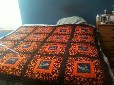 Motorcycle Quilt